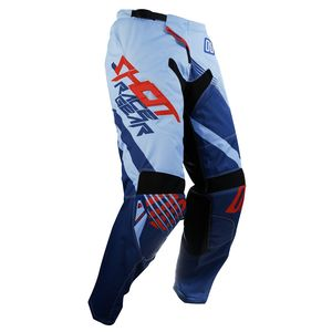 Pantalon Cross Shot Destockage Contact Claw Bleu Rouge 2017