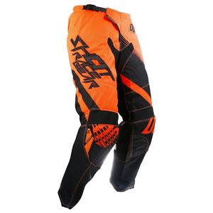 Pantalon cross CONTACT CLAW NEON ORANGE  2017 Orange