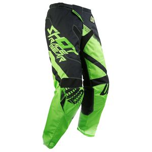 Pantalon Cross Shot Destockage Contact Claw Neon Vert 2017