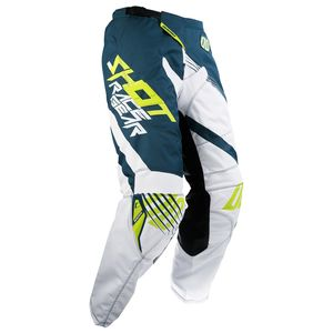 Pantalon cross CONTACT CLAW TEAL BLEU NEON JAUNE  2017 Bleu/Jaune