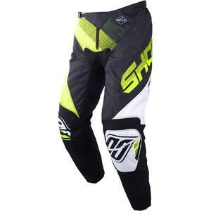 Pantalon cross DEVO KID ULTIMATE -BLACK NEON YELLOW  Black Neon Yellow
