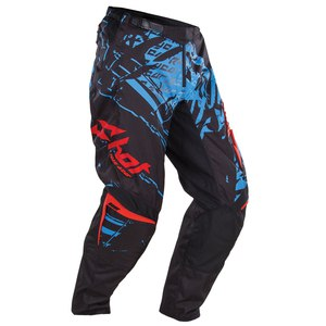 Pantalon cross DEVO LOAD PT  BLUE RED  Bleu/Rouge