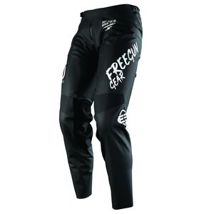 Pantalon cross DEVO SPEED 2.0 - FULL BLACK 2021 Black