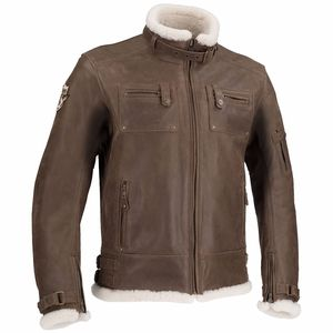 Blouson PATRIOT  Marron