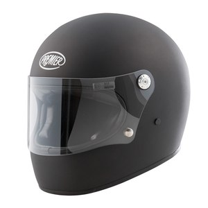 Casque Premier Trophy - U - Black Mat