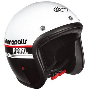 Casque Stormer Pearl - Indianapolis