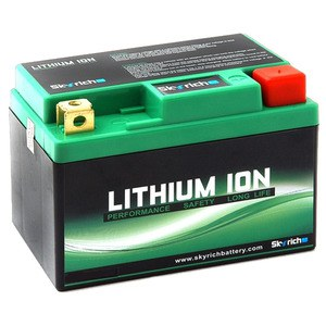 Batterie Lithium Ion YT12B-BS/YT14B-BS