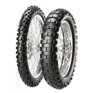Pneumatique SCORPION RALLY 140/80 - 18 (70R) TT