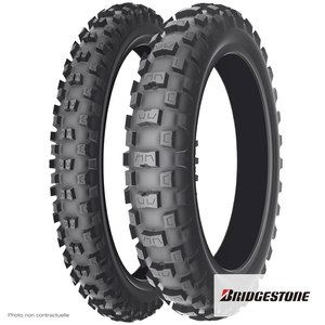 Pneumatique MOTOCROSS M404 70/100 - 10 (38M) TT