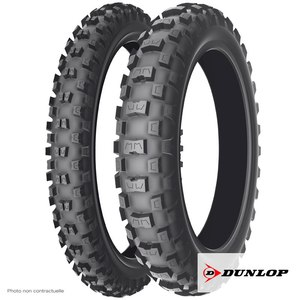 Pneumatique D803 TYPE K 120/100 R 18 (68M) TL