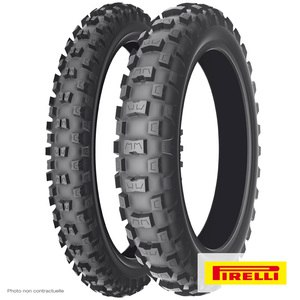 Pneumatique SCORPION RALLY M+S 170/60 R 17 (72T) TL SPECIAL KTM 1190 ADVENTURE