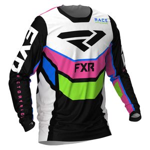 Maillot cross PODIUM BLACK/WHITE/PINK/LIME/BLUE 2021 Black/White/Pink/Lime/Blue