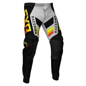 Pantalon cross PODIUM BLACK/RED/HI VIS/ GREY AZTEC 2021 Black/Red/Hi vis/Grey aztec