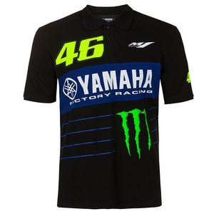 Polo VR46 - MONSTER YAMAHA 2020  Black