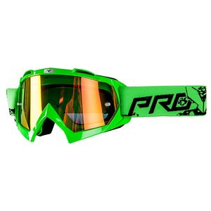 Masque cross VISION GREEN IRIDIUM 2018 Green