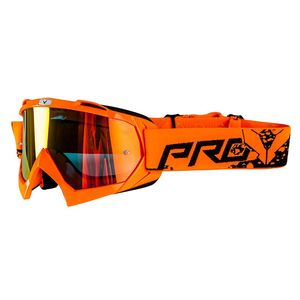 Masque cross VISION ORANGE IRIDIUM 2018 Orange