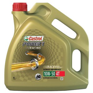 Castrol POWER 1 RACING 4T 10W-40 4 LITRES