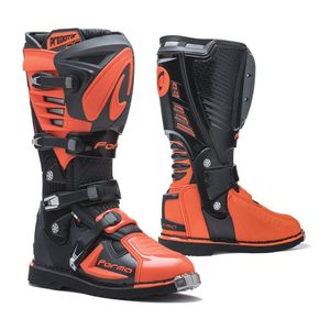Bottes Cross Forma Predator 2.0 Noir/anthracite/orange 2018