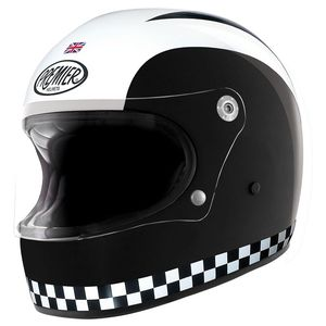 Casque Premier Trophy Retro