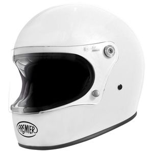 Casque TROPHY - U - UNI  Blanc