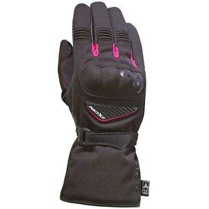 Gants PRO ARROW LADY  Noir/Rose