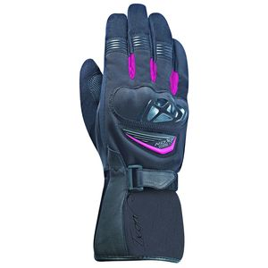 Gants Ixon Fin De Serie Pro Ice Hp Lady Noir Rose