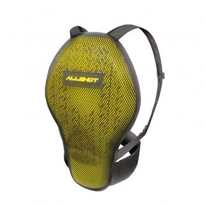 Dorsale BACK PROTECTOR - 114 & 115  Black Yellow