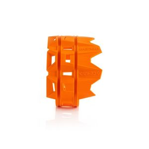 Protection POUR SILENCIEUX  Orange
