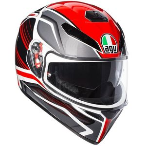 Casque K-3 SV - PROTON  Black/Red