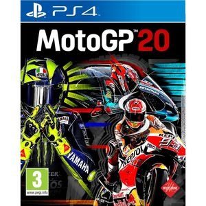 Jeux Video MOTOGP20 PLAYSTATION 4