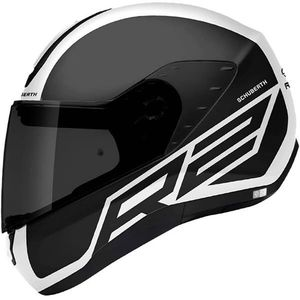 Casque R2 TRACTION  Blanc
