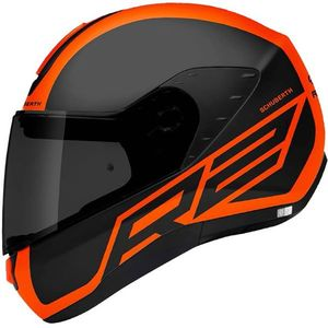 Casque R2 TRACTION  Orange