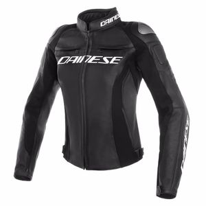 Blouson RACING 3 LADY PERF.  Black/Black