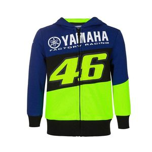 Sweat VR46 - RACING YAMAHA KID 2020  Blue