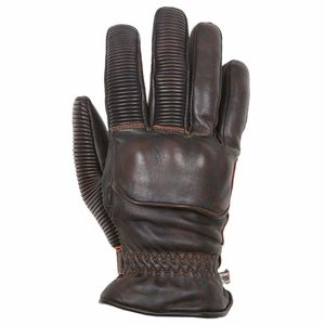 Gants RANCHERO - cuir Pull Up  Marron