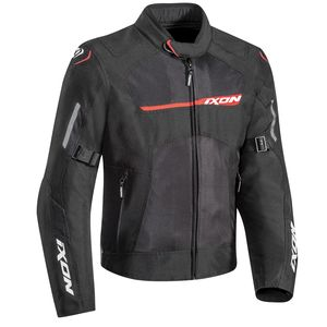 Blouson RAPTOR  Black/Red