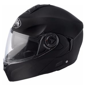 Casque RIDES - COLOR MATT  Noir