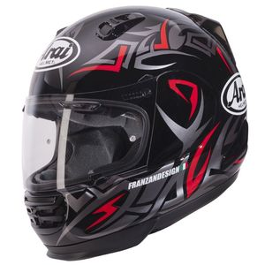 Casque REBEL GROOVE  Rouge