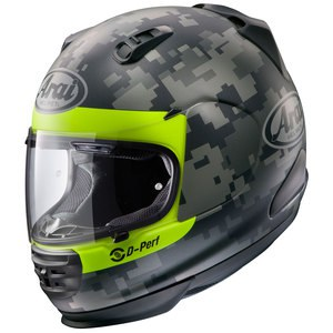 Casque Arai Rebel Mimetic