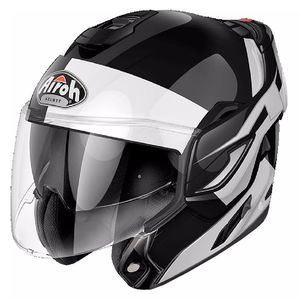 Casque REV - FUSION  Blanc