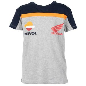 T-Shirt manches courtes REPSOL KID  Grey
