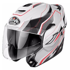 Casque REV - REVOLUTION  Blanc
