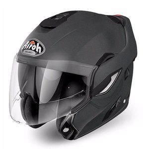 Casque Airoh Rev - Color Anthracite Matt