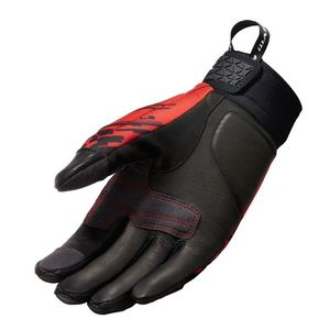 Gants SPECTRUM NEON  Black/Neon Red