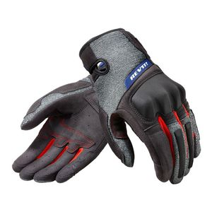 Gants VOLCANO  Black/grey