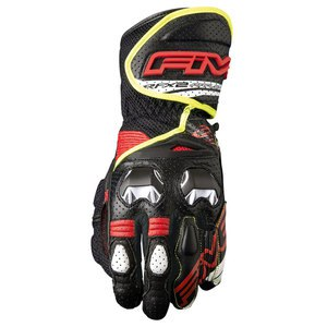 Gants RFX2 AIRFLOW 2020  Black Fluo Yellow