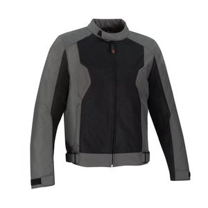 Blouson RIKO  Black Grey