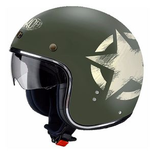 Casque Airoh Riot - Star Matt