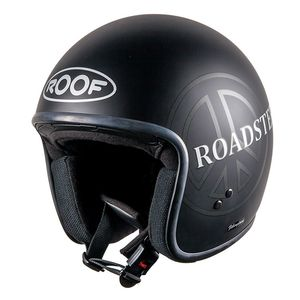 Casque RO5 ROADSTER PEACE  Noir/Gris