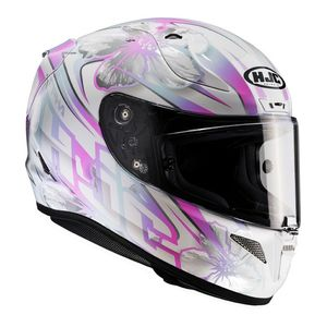 Casque RPHA 11 - CANDRA  Blanc/Rose